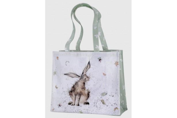 Wrendale Shopping Bag - Large Hare
