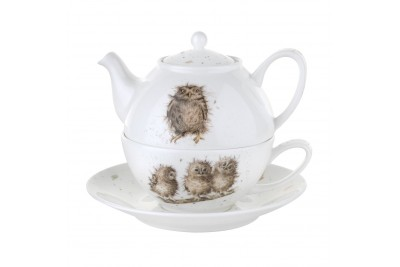 Wrendale Tea For One - Teapot And Cup Set