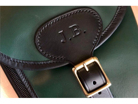 Leather Embossing Information