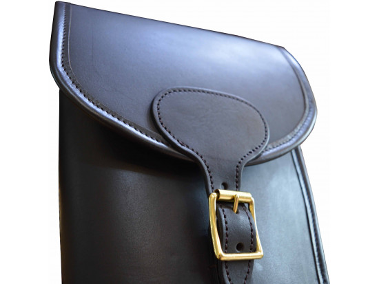 Double Gunslip - Bridle Finished Leather - The Exmoor Integral