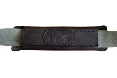 Leather Padded Shoulder Strap