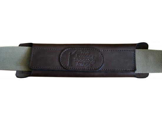 Leather Padded Shoulder Strap